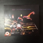Muse - Live At Rome Olympic Stadium CD+DVD (VG+-M-/VG+) -alt rock-
