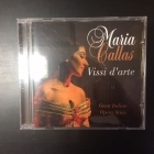 Maria Callas - Vissi D'arte (Great Italian Opera Arias) CD (M-/VG+) -klassinen-