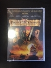 Pirates Of The Caribbean - Mustan helmen kirous DVD (avaamaton) -seikkailu-