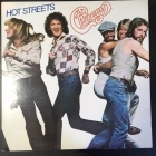 Chicago - Hot Streets LP (VG+/VG+) -soft rock-