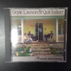 Doyle Lawson & Quicksilver - I'll Wander Back Someday CD (VG/VG+) -bluegrass-