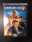 Fantastic 4 (deluxe edition) 2DVD (VG/M-) -toiminta-