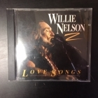 Willie Nelson - Love Songs CD (VG/VG) -country-