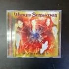 Wicked Sensation - Reflected CD (VG/M-) -hard rock-