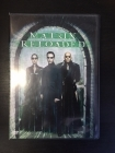 Matrix Reloaded 2DVD (M-/M-) -toiminta/sci-fi-