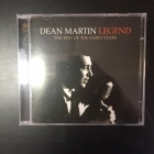 Dean Martin - Legend (The Best Of The Early Years) 2CD (VG+-M-/M-) -jazz pop-