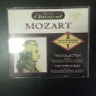 Mozart - The Collection / The Symphonies 2CD (VG+/M-) -klassinen-