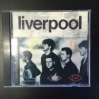 Frankie Goes To Hollywood - Liverpool CD (VG/M-) -synthpop-