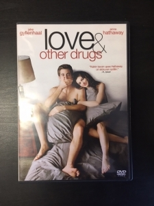 Love & Other Drugs DVD (M-/M-) -komedia-