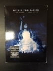 Within Temptation - The Silent Force Tour (deluxe edition) 2DVD+CD (VG-M-/VG+) -symphonic gothic metal-