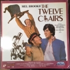 Twelve Chairs LaserDisc (VG+-M-/VG+) -komedia-