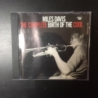 Miles Davis - The Complete Birth Of The Cool CD (VG/VG+) -jazz-