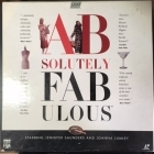 Absolutely Fabulous - Seasons 1-2 LaserDisc (VG-VG+/VG) -tv-sarja-