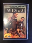 Bad Boys 2 2DVD (M-/M-) -toiminta-