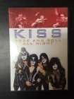 Kiss - Rock And Roll All Night DVD (VG+/M-) -hard rock-