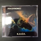 Tocotronic - K.O.O.K. CD (VG/M-) -indie rock-