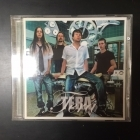 Tera - Uusi veri CD (M-/M-) -hard rock/gospel-