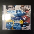 Smurfs 2 - Music From And Inspired By CD (M-/VG+) -soundtrack-