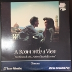 Room With A View LaserDisc (VG+/VG) -draama-