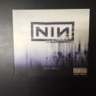 Nine Inch Nails - With Teeth CD (G/VG+) -industrial rock-
