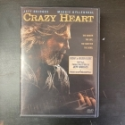Crazy Heart DVD (M-/M-) -draama-