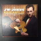 JW-Jones - Midnight Memphis Sun CD (M-/VG+) -blues-