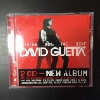 David Guetta - Nothing But The Beat 2CD (VG+/M-) -house-