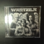 Wärtzilä - Synti CD (M-/M-) -hard rock-