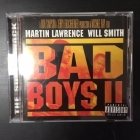 Bad Boys II - The Soundtrack CD (VG+/M-) -soundtrack-