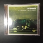 Terho - Kaupungit hiljenneet CD (M-/M-) -pop rock-