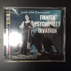 Finnish Psychobilly Invasion CD (VG+/M-)