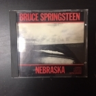 Bruce Springsteen - Nebraska (NL/CDCBS25100/1985) CD (VG/VG+) -folk rock-