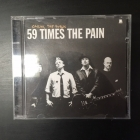 59 Times The Pain - Calling The Public CD (VG/M-) -hardcore-