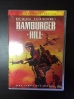 Hamburger Hill (20th anniversary edition) DVD (VG/M-) -sota-