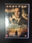 Catcher Was A Spy DVD (M-/M-) -draama-