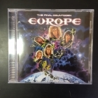 Europe - The Final Countdown (remastered) CD (VG/M-) -hard rock-