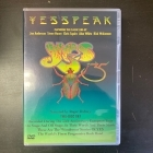 Yes - YesSpeak 2DVD (VG-VG+/M-) -prog rock-