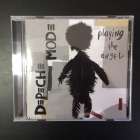Depeche Mode - Playing The Angel CD (VG+/M-) -synthpop-
