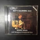 Matti Salminen - Opera Arias CD (VG/VG+) -klassinen-