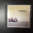 Taxiride - Garage Mahal CD (M-/M-) -pop rock-