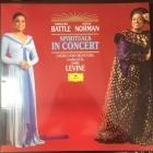Kathleen Battle & Jessye Norman - Spirituals In Concert LP (VG+-M-/VG+) -klassinen-