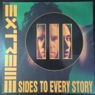 Extreme - III Sides To Every Story (NL/540006-1/1992) 2LP (VG+-M-/VG+) -funk metal-