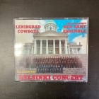 Leningrad Cowboys - Total Balalaika Show 2CD (VG+/M-) -rock n roll-