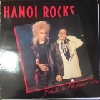 Hanoi Rocks - Back To Mystery City (FIN/JHN3023/1983) LP (VG-VG+/VG) -glam rock-