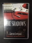 Shadows - Live In Liverpool DVD (VG+/M-) -rautalanka-
