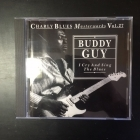 Buddy Guy - I Cry And Sing The Blues CD (VG/M-) -blues-