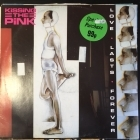 Kissing The Pink - Love Lasts Forever 12'' SINGLE (VG+/VG+) -synthpop-