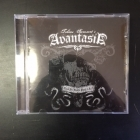 Tobias Sammet's Avantasia - Lost In Space Part 1 & 2 CD (M-/M-) -symphonic power metal-