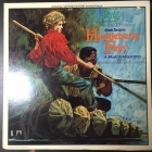 Huckleberry Finn - A Musical Adaptation LP (VG+-M-/VG+) -soundtrack-
