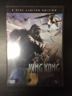 King Kong (2005) (limited edition) 2DVD (VG/M-) -seikkailu-